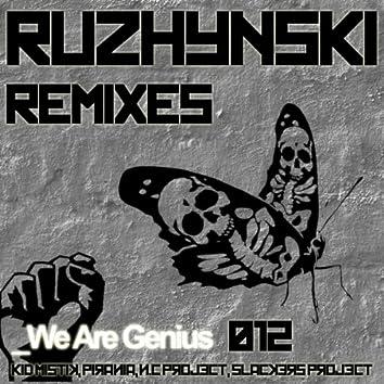 Ruzhynski Remixes