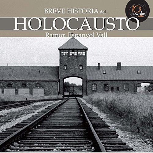 Breve historia del Holocausto audiobook cover art