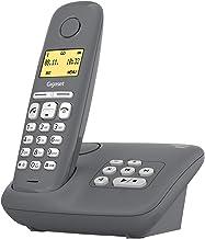 Gigaset A280A – Schnurloses Telefon mit Anrufbeantworter – brillante..