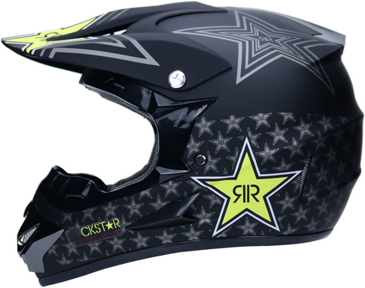 OFFer Motocross Helmet Offroad Gear Combo Goggles Gloves In a popularity Mask ATV Moto