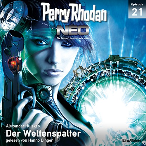 Der Weltenspalter audiobook cover art