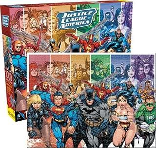Aquarius DC Comics Justice League of America 1000 Piece Jigsaw Puzzle