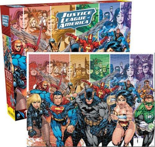 Liga de la Justicia de América, puzle de 1000 Piezas DC Comics