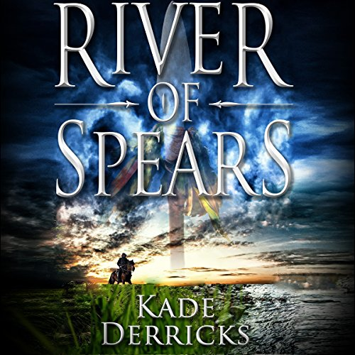 River of Spears audiobook cover art