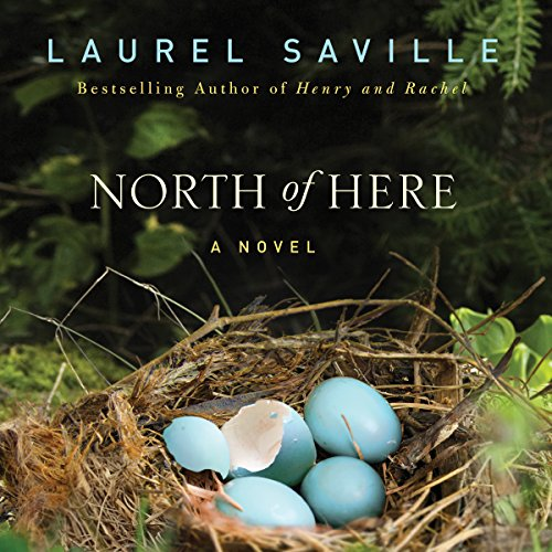 North of Here audiobook cover art