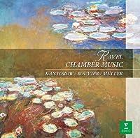 Jean-Jacques Kantorow - Ravel: Chamber Music / Etc. (2CDS) [Japan CD] WPCS-22199 by Jean-Jacques Kantorow (2011-08-17)