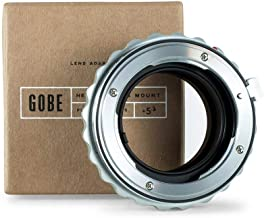 Gobe Lens Mount Adapter: Compatible with Nikon F (G-Type) Lens and Micro Four Thirds (M4/3) Camera Body