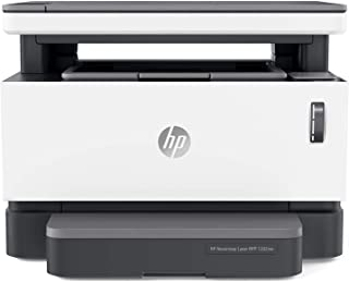 HP Neverstop 1202nw 5HG93A, Stampante Laser A4 Multifunzione con Serbatoio Toner a Ricarica Rapida, Stampa, Copia, Scansio...