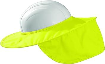 OccuNomix 899-HVYS Stow-Away Hard Hat Shade, Yellow
