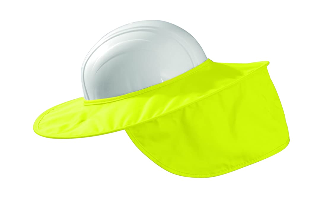 Occunomix 899-HVYS Stow-Away Hard Hat Shade, Yellow