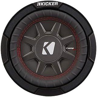 KICKER 43CWRT671 6,5 inç Woofer CompRT671 Siyah