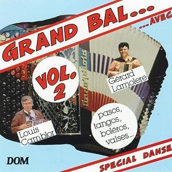 Grand bal, vol. 2 : Pasos, tangos, boleros, valses