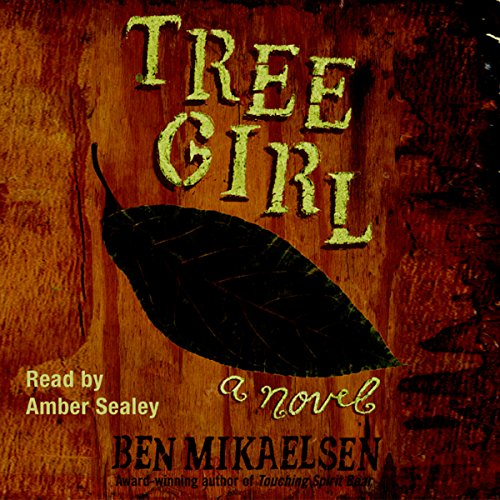 Tree Girl  audiobook cover art