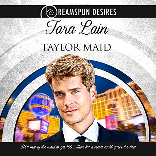 Taylor Maid audiobook cover art