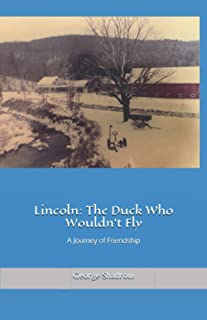 Lincoln: The Duck Who Wouldn't Fly: A journey of friendship