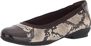 حذاء باليه حريمي من Clarks Sara Orchid