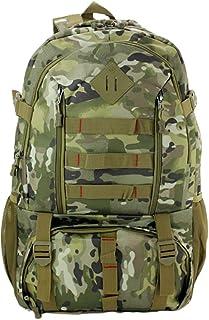CLBING 45L Mochila Militar Táctica,Mochila Impermeable Táctica, para Trekking Camping Viaje,B