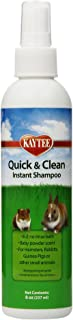 Kaytee Quick & Clean Critter Dry Shampoo, 8-Ounce