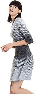 Desigual womens DRESS MIRIAM Dress