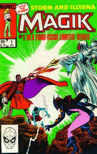X-Men: Magik - Storm And Illyana Premiere HC
