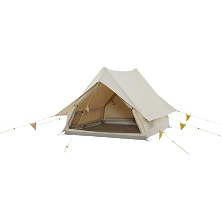 NORDISK(ノルディスク) アウトドア テント ユドゥンテックミニ 本体のみ サンドカラー 2人用 【日本正規品】 148051