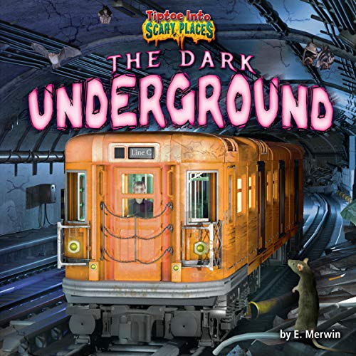 Couverture de The Dark Underground