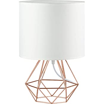Macaroon Gold and Ochre 44cm Table Lamp