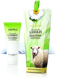 Wild Ferns New Zealand Lanolin Hand Cream