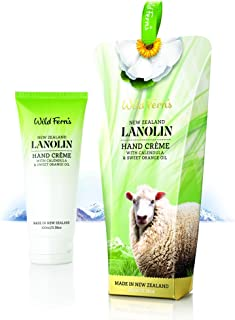 Wild Ferns New Zealand Lanolin Hand Cream