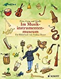 Im Musikinstrumentenmuseum: Flöte, Geige und Giraffe