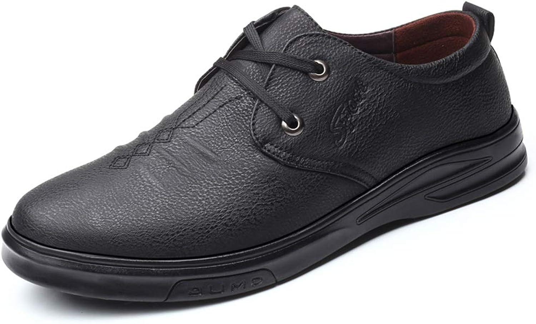 IWGR IWGR IWGR Herrenmode Oxford Casual Komfortable Low-Top-Laufsohle Schnüren Sich Oben Halbschuhe Halb Formale Schuhe  512c1c