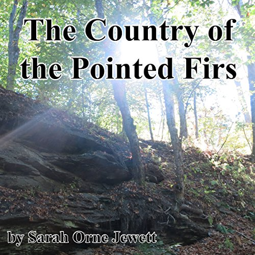 The Country of the Pointed Firs audiobook cover art