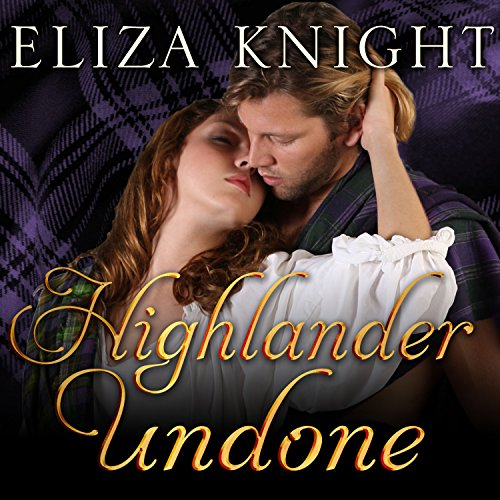 Highlander Undone cover art