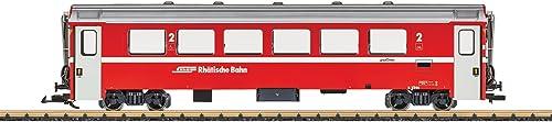 LGB 30512 - RhB Schnellzugwagen EW IV B Ep. VI