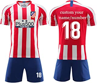 Custom Soccer Jerseys - Make Your OWN Jersey T Shirts Personalized Team Uniforms