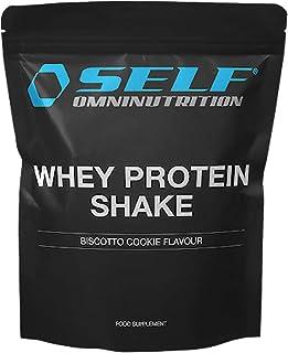 Whey Protein Shake 1kg biscotto