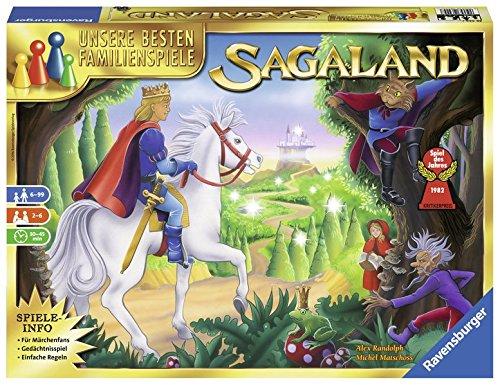 Sagaland: Ein zauberhaftes Familienspiel durch die Märchenwelt
