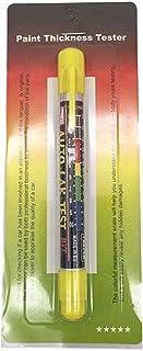 yahede Lakdiktemeter auto verf dikte tester voor het controleren van de autodikte van lak verf Measure Tester Tool Instrum...