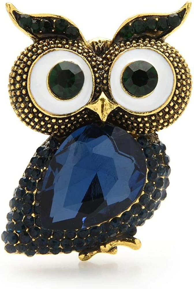 GLKHM Necktie Pin Brooch Brooches Women Pins Bird Fort Worth Mall depot Party