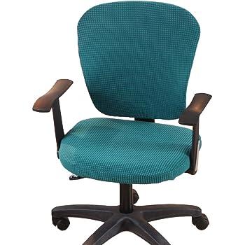 NOWAYTOSTART Chaise de Bureau pivotante Amovible et Extensible B