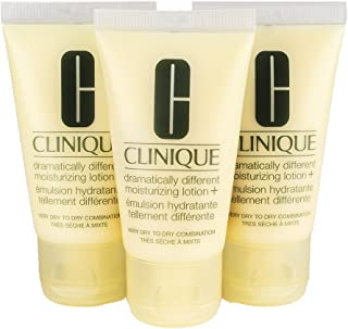 3 Pack - 1oz Clinique Dramatically Different Moisturizing Lotion+