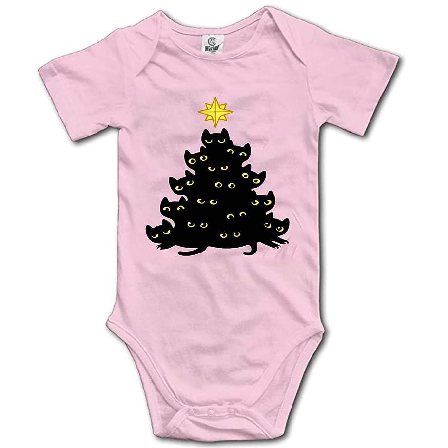Cat Tree Baby Infant One Piece Bodysuit Clothes