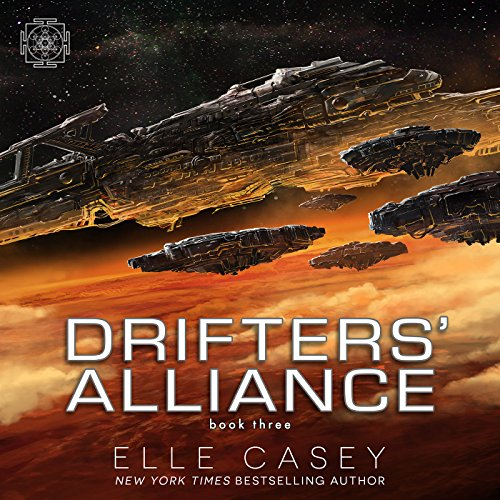 Drifters' Alliance, Book 3 audiobook cover art