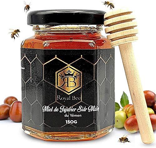 Miel de Sidr Maliky du Yémen Pur jujubier Brut Sidr Honey Ro