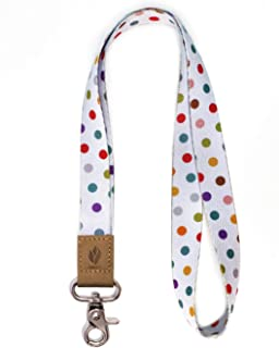 ID Lanyard,Yihor Keychain Lanyard Neck Lanyard Key Chain Holder Cool Lanyard for Keys Lanyard for Women Lanyard for Kids (...