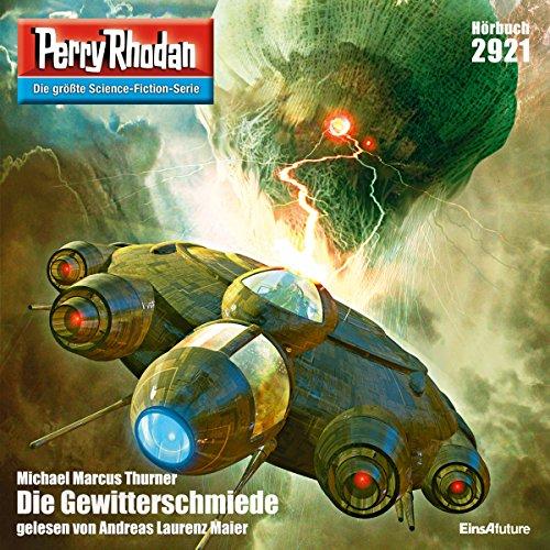 Die Gewitterschmiede (Perry Rhodan 2921) Titelbild