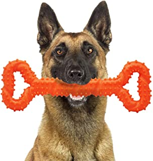 Palmula Dog Toy for Aggressive Chewers,Durable Dog Toy for Changing Teeth for Energetic Dogs Medium Large Dogs