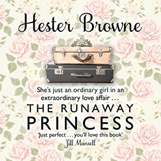 The Runaway Princess                   By:                                                                                                                                 Hester Browne                               Narrated by:                                                                                                                                 Rachael Louise Miller                      Length: 15 hrs and 2 mins     117 ratings     Overall 4.1