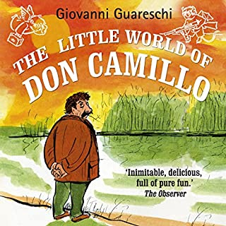 The Little World of Don Camillo cover art