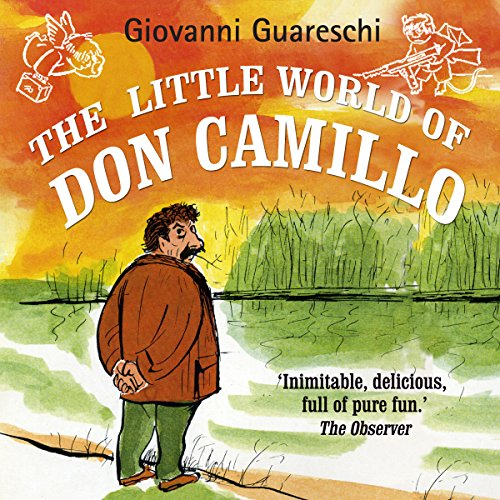 The Little World of Don Camillo audiobook cover art